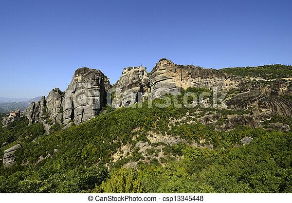griechenland - csp13345448
