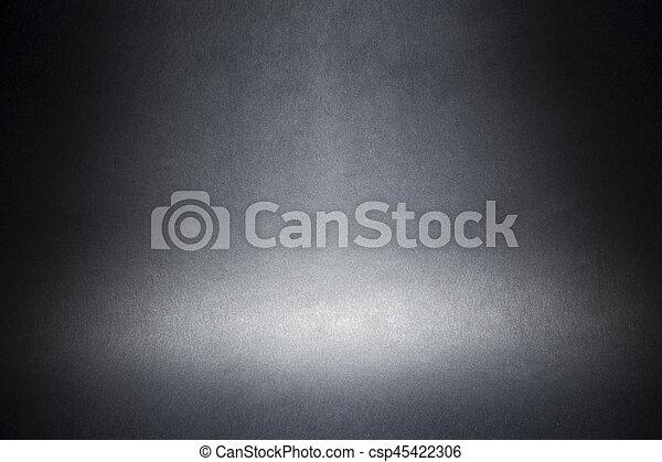 grijs, abstract, textuur, achtergrond - csp45422306