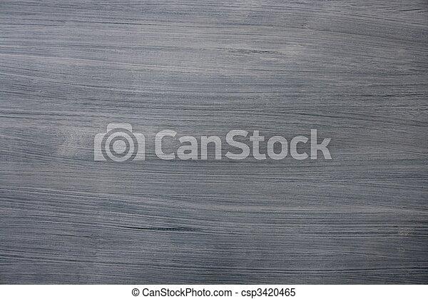 grijs, hout, oud, textuur, achtergrond - csp3420465