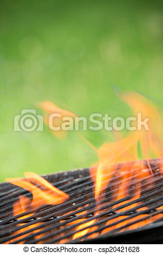 Grill - csp20421628