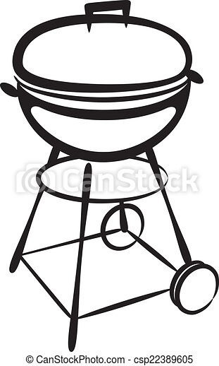 grill - csp22389605