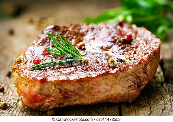 Grilled Steak - csp11472553