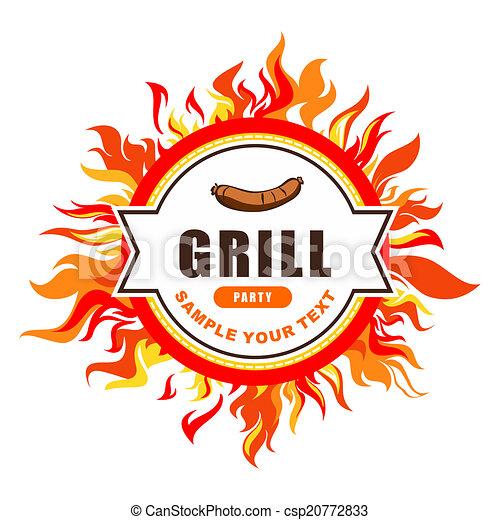 grillsütő - csp20772833