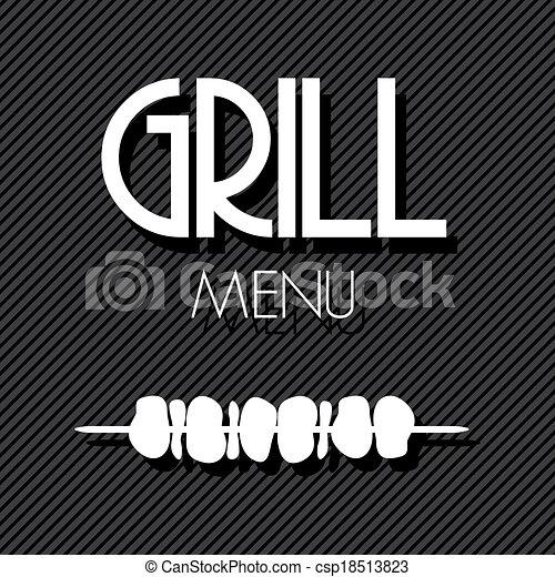 grillsütő grillsütő - csp18513823