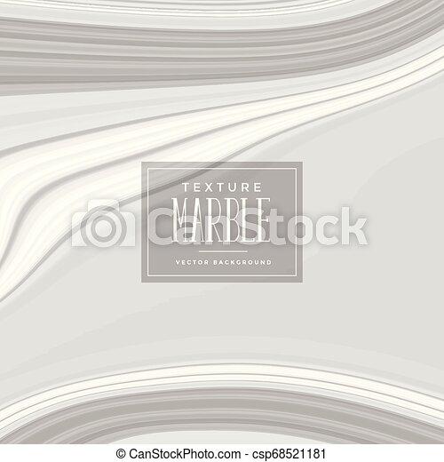 Patrón de textura del suelo de mármol gris - csp68521181