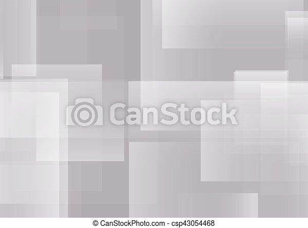gris, résumé, fond - csp43054468