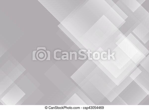 gris, résumé, fond - csp43054469
