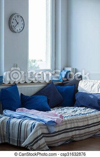 Bett Groß groß bett schalfzimmer einfache foto schalfzimmer bild
