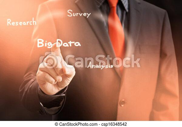 Große Daten - csp16348542