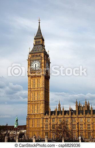 groß, london, ben - csp6829336