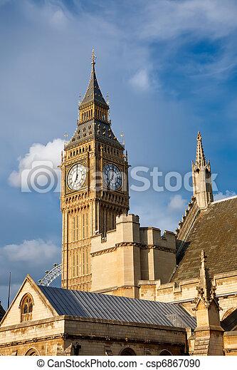 groß, london, ben - csp6867090