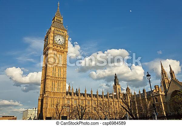 groß, london, ben - csp6984589