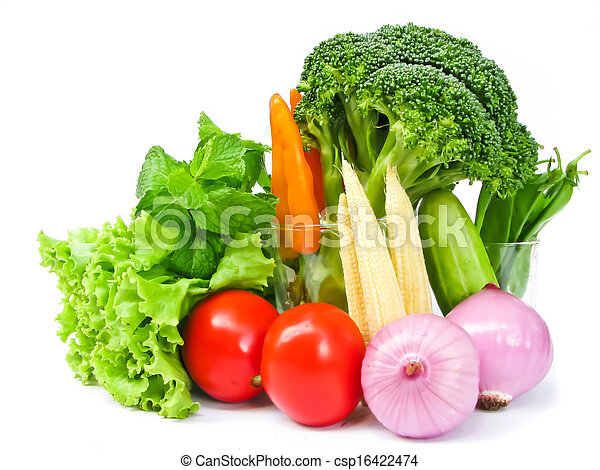 groentes - csp16422474