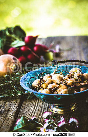 groentes - csp35391558