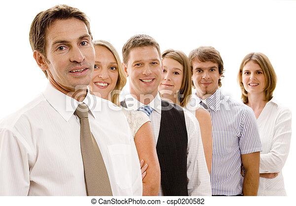 groep, zakelijk - csp0200582