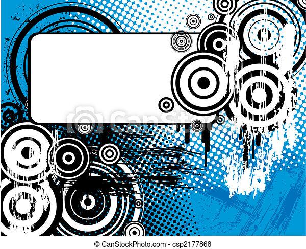 groovy background - csp2177868