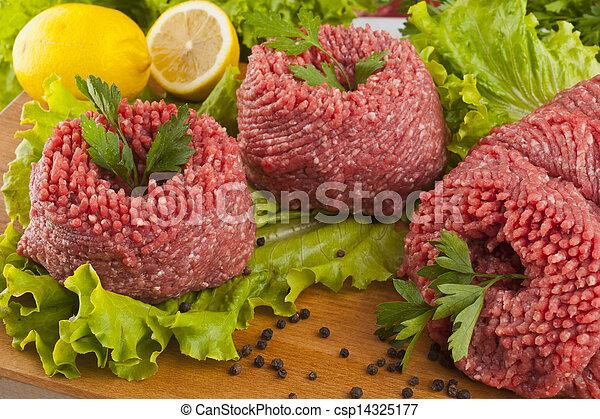 ground beef - csp14325177