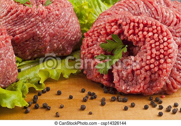 ground beef - csp14326144