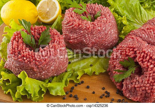 ground beef - csp14325236