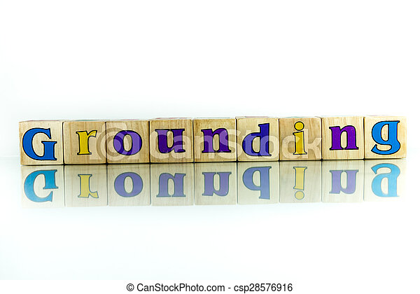 grounding - csp28576916