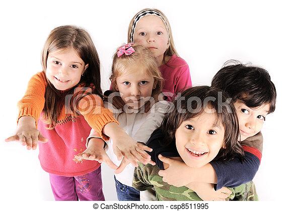 Group children - csp8511995