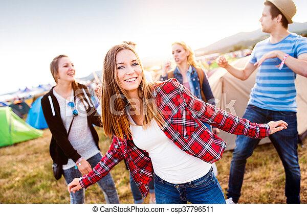 teen dance gruppe