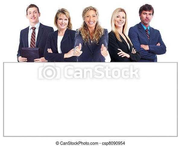 group., professionnels - csp8090954