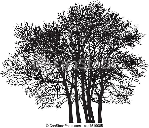 Group tree - csp4519085