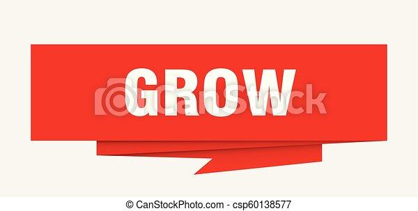 grow - csp60138577