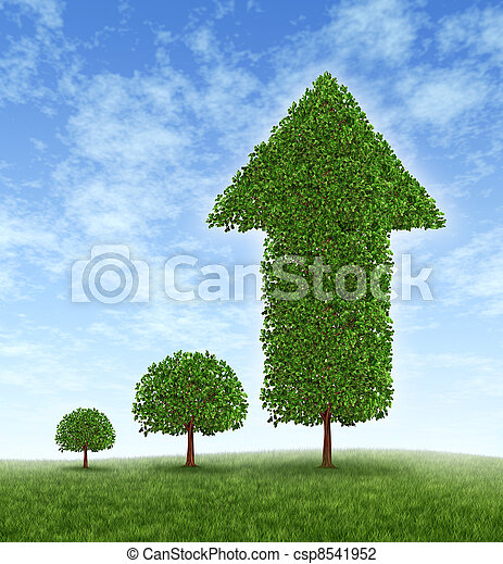 Growing Investment - csp8541952