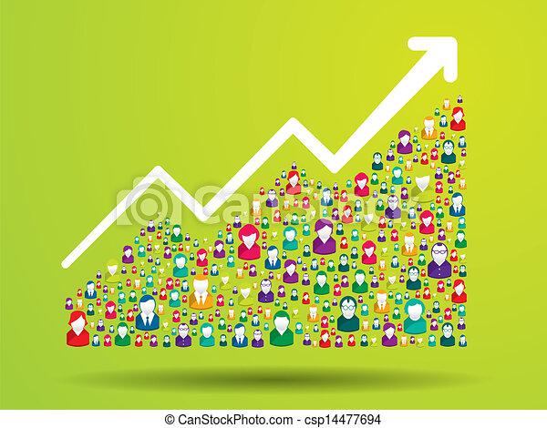 Growth chart - csp14477694