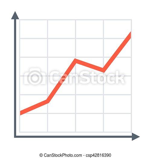 Growth Chart Illustration - csp42816390