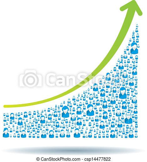 Growth chart - csp14477822