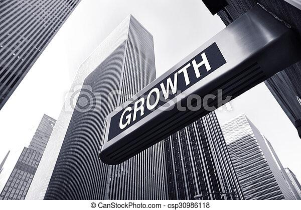growth - csp30986118