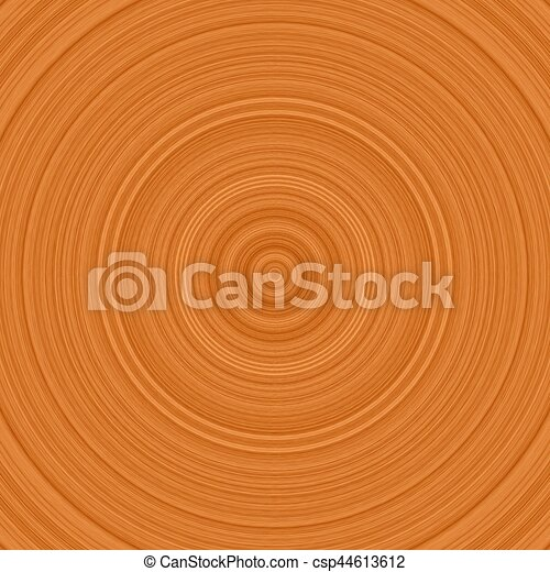 Growth Rings In Two Shades Of Light Brown Dendrochronology