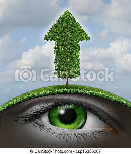 Growth Vision - csp15355267