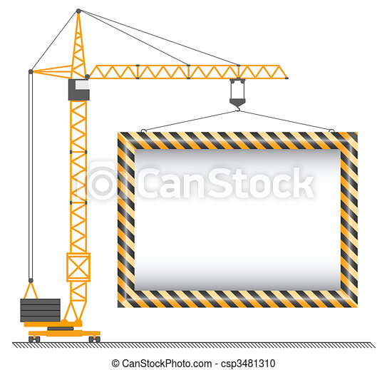 grue, vecteur - csp3481310