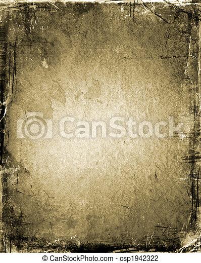 grunge , φόντο  - csp1942322
