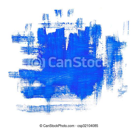grunge, abstract, textuur, watercolor, plonsen, achtergrond - csp32104085