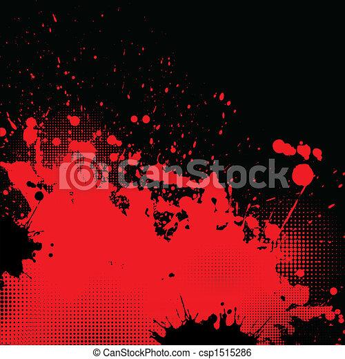 Grunge background - csp1515286