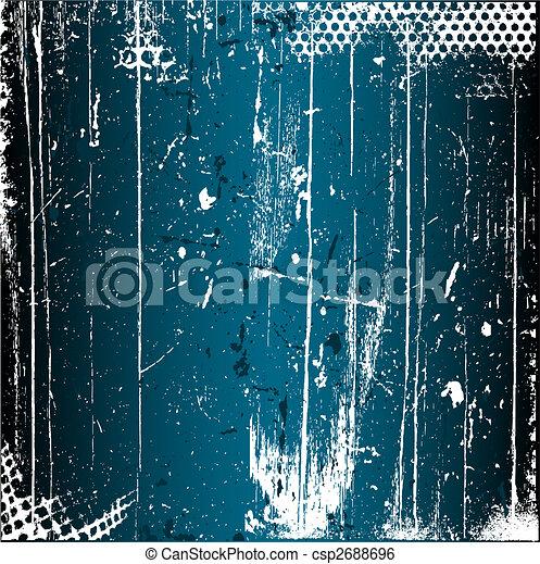 Grunge background - csp2688696