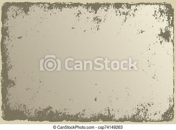 grunge background - csp74149263