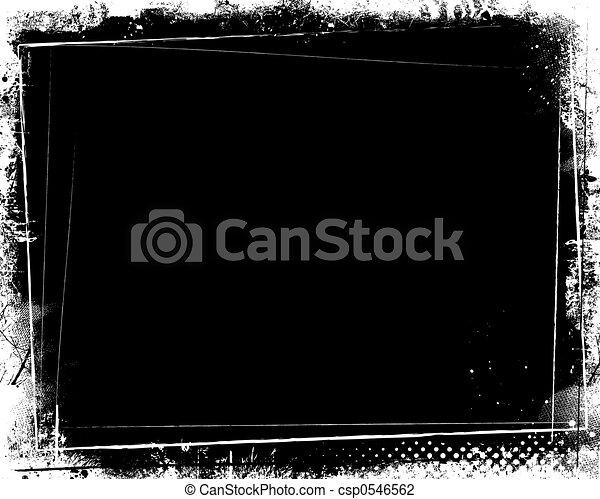 Grunge background - csp0546562