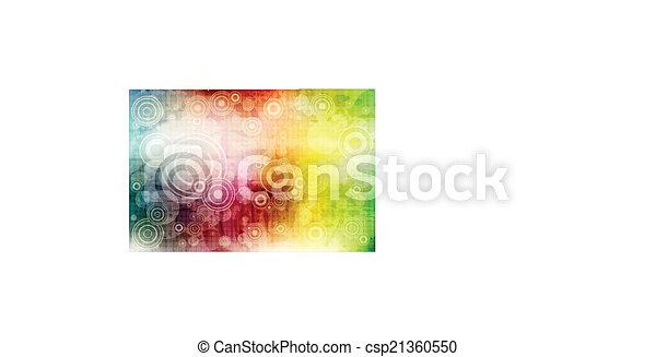 Grunge background - csp21360550