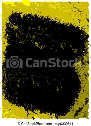 Grunge background - csp0339611