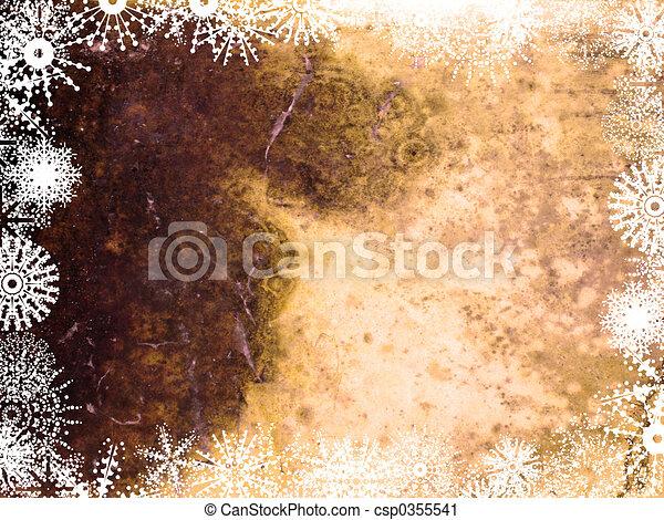Grunge Background - csp0355541
