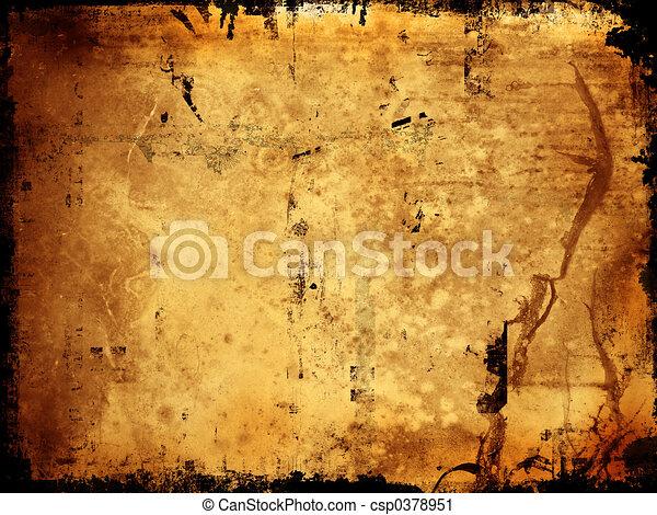 Grunge Background - csp0378951