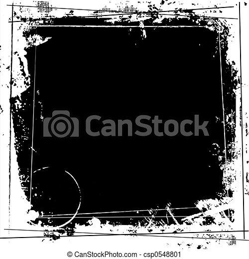 Grunge background - csp0548801