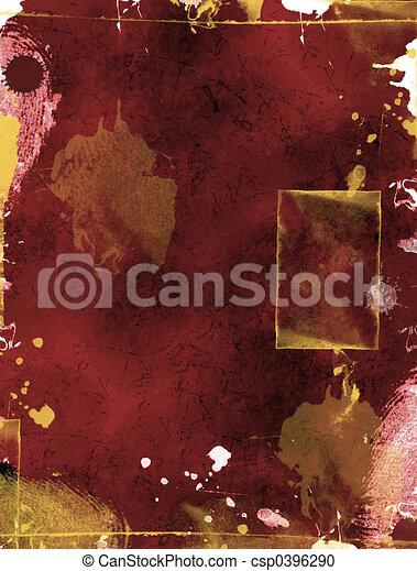 Grunge background - csp0396290