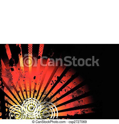 Grunge Background - csp2727069